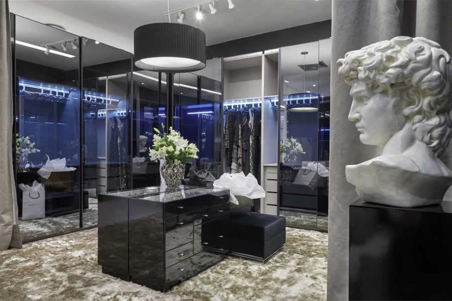 Sala De Estar Moderna Grande ~ de estar integrada com a sala de jantar crédito da imagem lider