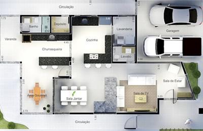 Planta De Casa Com Piscina Na Frente Projetos De Casas Modelos De Casas E Fachadas De Casas