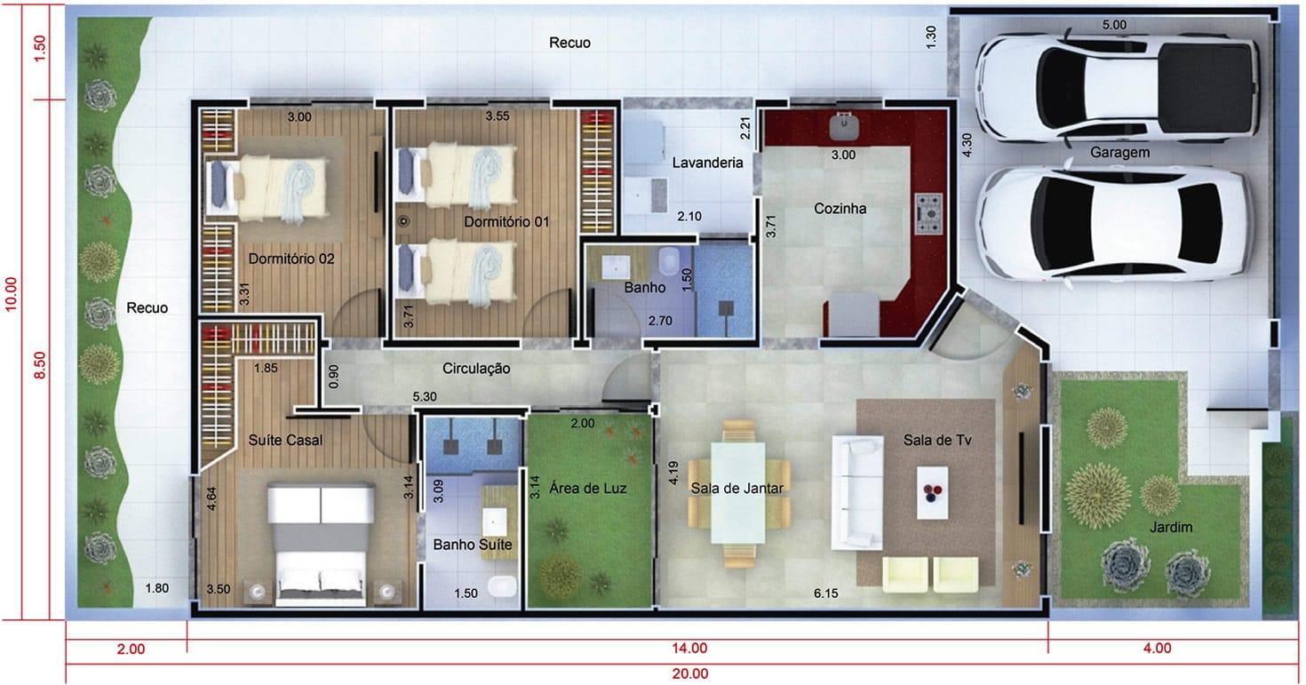 Closet Floor Plans