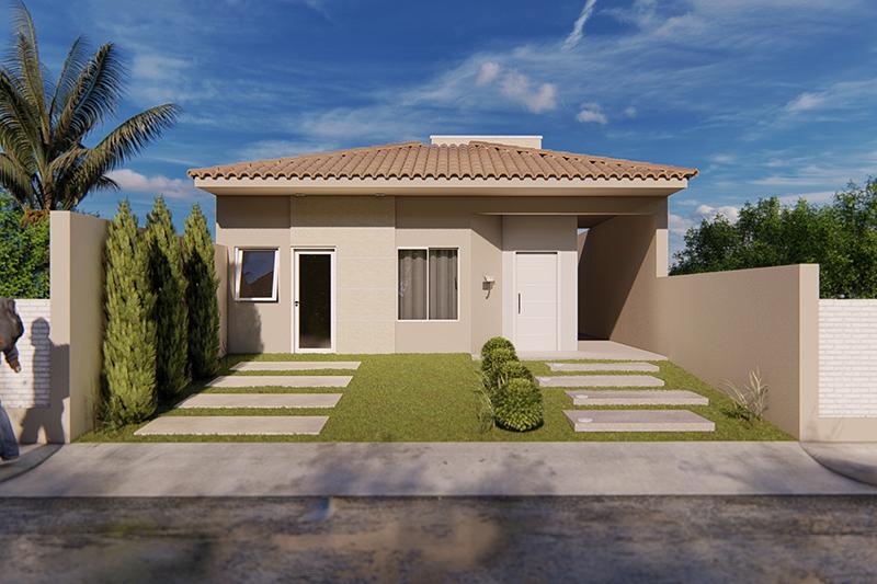 Planta de casa com suite e closet projetos de casas for Casas modernas de 70m2