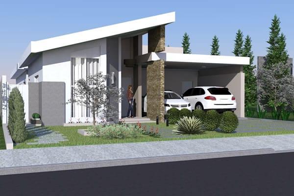 planta de casa com suite e closet projetos de casas On casas modernas 10x20