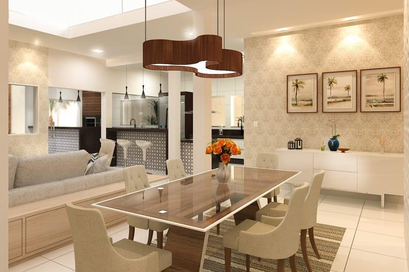 Projeto De Sobrado Com Design Inovador Projetos De Casas