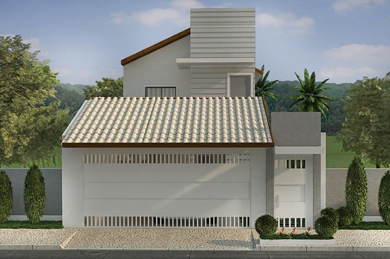Planta de casa barata projetos de casas modelos de for Casa moderna baratas
