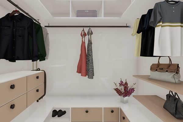 Closet no quarto
